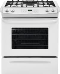 Brand: FRIGIDAIRE, Model: FFGS3025PB, Color: White
