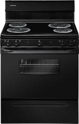 Brand: FRIGIDAIRE, Model: FFEF3009PB, Color: Black