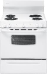 Brand: FRIGIDAIRE, Model: FFEF3009PB, Color: White