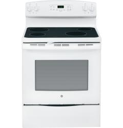 Brand: GE, Model: JB620DFWW, Color: White