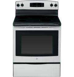 Brand: GE, Model: JB620DFWW, Color: Stainless Steel