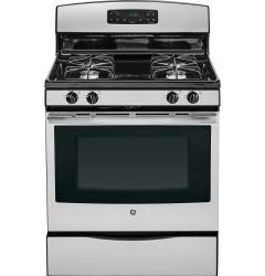 Brand: GE, Model: JGB620REFSS, Color: Stainless Steel
