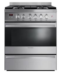 Brand: Fisher Paykel, Model: OR30SDBMX1, Color: Stainless Steel