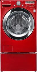 Brand: LG, Model: WM3250HVA, Color: Wild Cherry Red