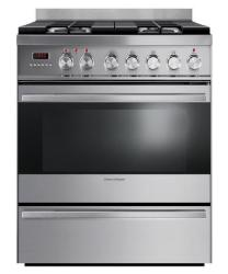 Brand: Fisher Paykel, Model: OR30SDPWGX1, Color: Stainless Steel