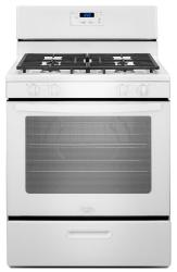 Brand: Whirlpool, Model: WFG320M0BW, Color: White