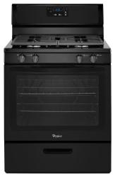 Brand: Whirlpool, Model: WFG320M0BW, Color: Black