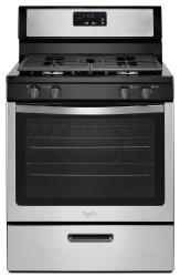 Brand: Whirlpool, Model: WFG320M0BW, Color: Stainless Steel