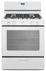 Brand: Whirlpool, Model: WFG505M0BS, Color: White