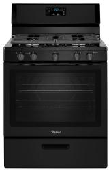 Brand: Whirlpool, Model: WFG505M0BS, Color: Black