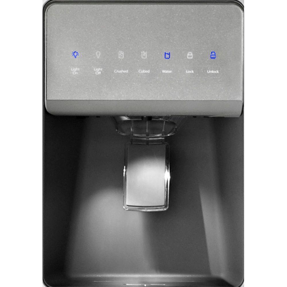 Wrs322fdam Whirlpool Wrs322fdam Side By Side Refrigerators