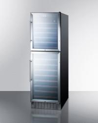 Brand: SUMMIT, Model: SWC2149, Style: 149-Bottle Dual Zone Wine Cellar