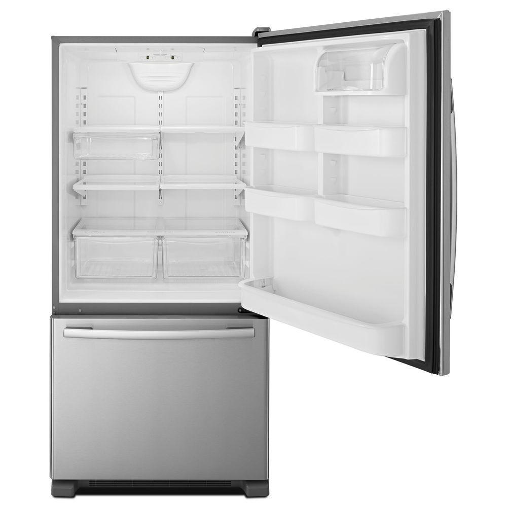 Abb2224br Amana Abb2224br Bottom Freezer Refrigerators