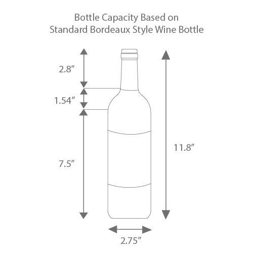 Cwr1661sz Edgestar Cwr1661sz Full Size Wine Coolers