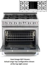Brand: Capital, Model: COB362G2RRL, Fuel Type: Stainless Steel, Liquid Propane