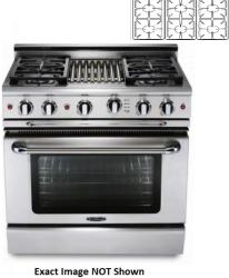 Brand: Capital, Model: CSB366WRL, Fuel Type: Stainless Steel, Liquid Propane