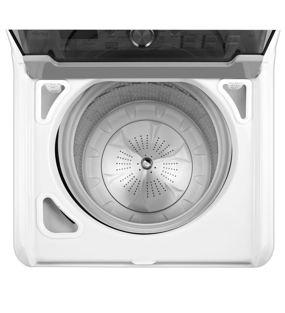 Maytag Mvwb725bw 28 Quot Top Load Washer With 4 5 Cu Ft