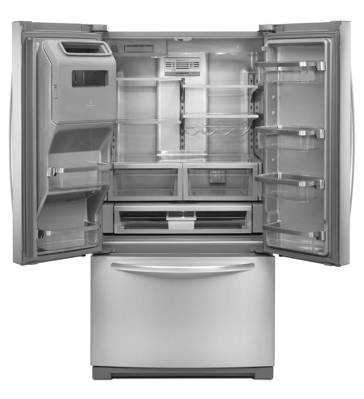 Kitchenaid Kfiv29pcms 27 Cu Ft French Door Standard