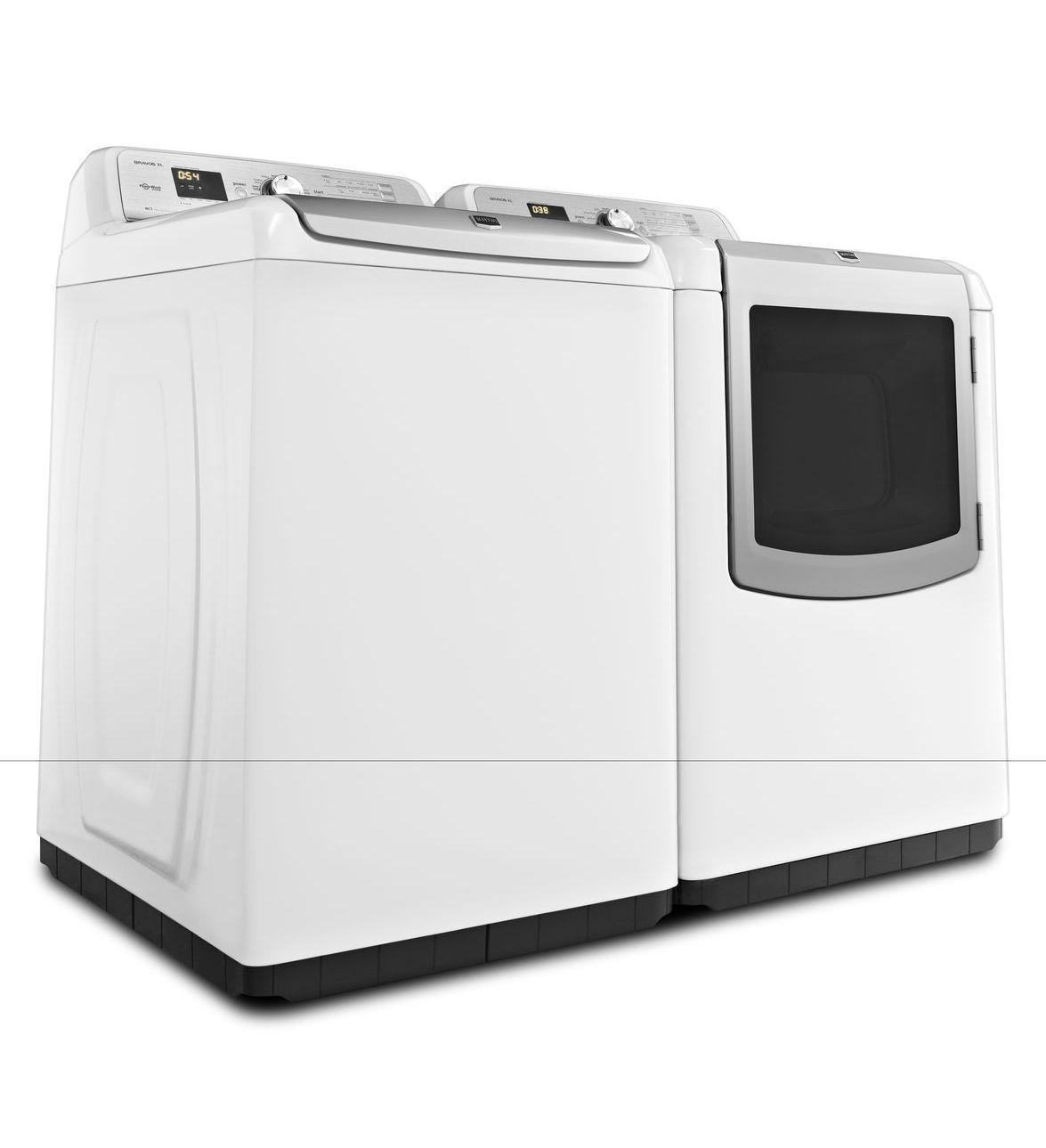 maytag bravos x washer manual