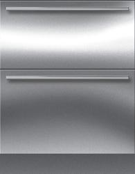 Brand: SUB ZERO, Model: ID27R, Style: Integration Series Refrigerator Drawers