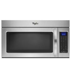 Brand: Whirlpool, Model: WMH32519CW, Color: Stainless Steel