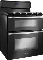 Brand: Whirlpool, Model: WGG755S0BS