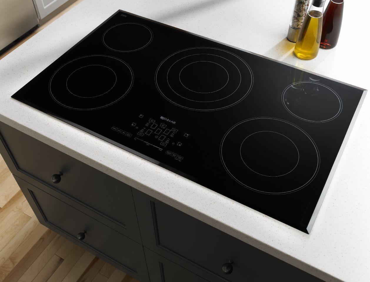jec4536b jenn air jec4536b electric cooktops. Black Bedroom Furniture Sets. Home Design Ideas