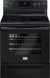 Brand: FRIGIDAIRE, Model: FGEF3030PF, Color: Black