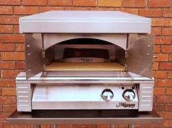 Brand: Alfresco, Model: ALFPZAPPC, Style: Pizza Oven Prep Cart