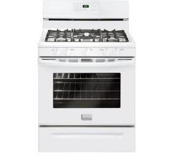 Brand: FRIGIDAIRE, Model: FGGF3030PF, Color: White