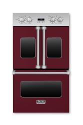 Brand: Viking, Model: VDOF730SS, Color: Burgundy