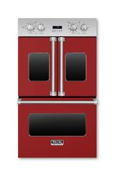 Brand: Viking, Model: VDOF730GG, Color: Apple Red