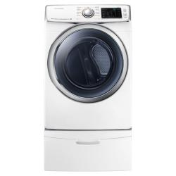 Brand: SAMSUNG, Model: DV45H6300GG, Color: White