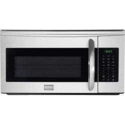 Brand: Frigidaire, Model: FGMV175QB, Color: Stainless Steel