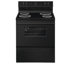Brand: Frigidaire, Model: FFEF3005M, Color: Black