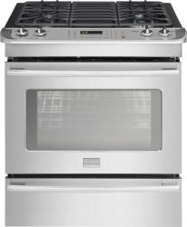 Brand: Frigidaire, Model: FPDS3085PF, Color: Stainless Steel