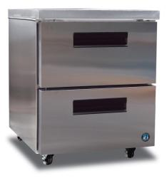 Brand: Hoshizaki, Model: CRMR27D, Color: Stainless steel