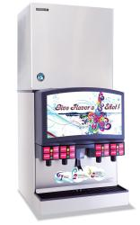 Brand: Hoshizaki, Model: KMS2000MLH, Style: 2000 Lb. Serenity Crescent Cube Ice Maker