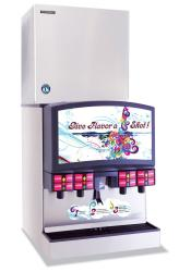 Brand: Hoshizaki, Model: KMS830MLH, Style: 840 Lb. Serenity Crescent Cube Ice Maker