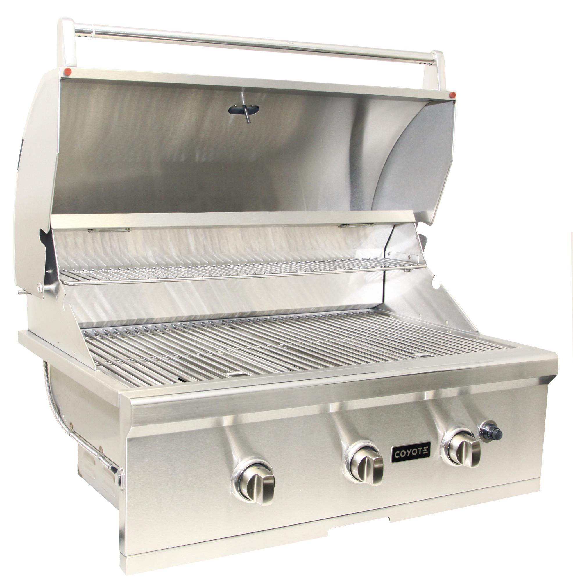 Cc3ng Coyote Cc3ng C Series Grills Natural Gas