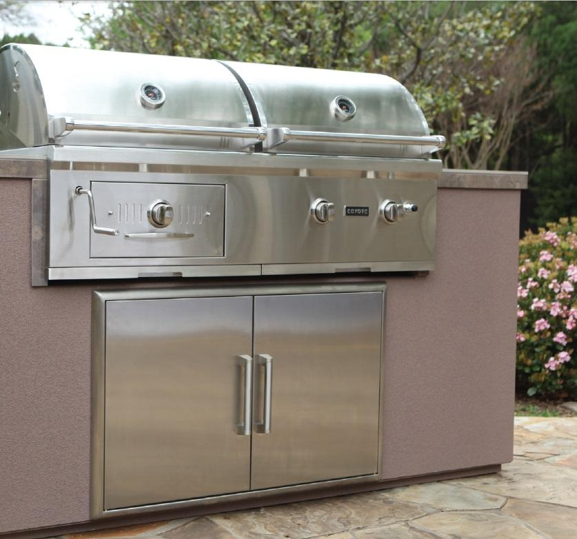 Ch50 Coyote Ch50 Grills