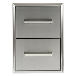 Brand: Coyote, Model: CXDC, Style: 2 Drawer