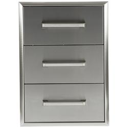 Brand: Coyote, Model: CXDC, Style: 3 Drawer