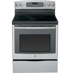 Brand: General Electric, Model: JB745DFWW, Color: Stainless Steel