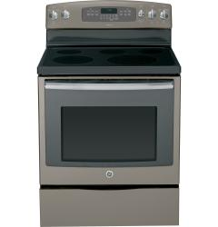 Brand: General Electric, Model: JB745DFWW, Color: Slate