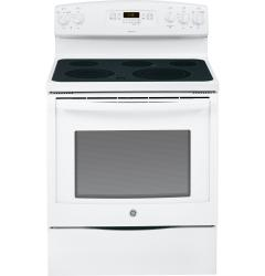 Brand: General Electric, Model: JB745DFWW, Color: White