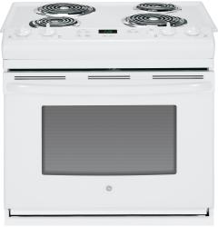 Brand: General Electric, Model: JDS28DFWW, Color: White