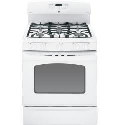 Brand: GE, Model: JGB605DETBB, Color: White