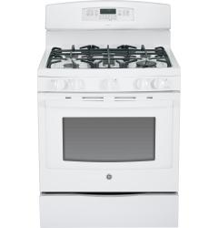 Brand: General Electric, Model: JGB760DEFWW, Color: White