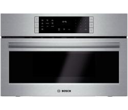 Brand: Bosch, Model: HMC80151UC, Color: Stainless Steel